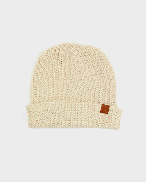 Knit Cap Cream