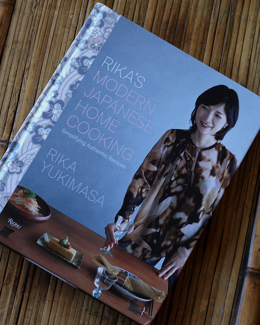 Rika's Modern Japanese Home Cooking, Simplifying Authentic Recipes