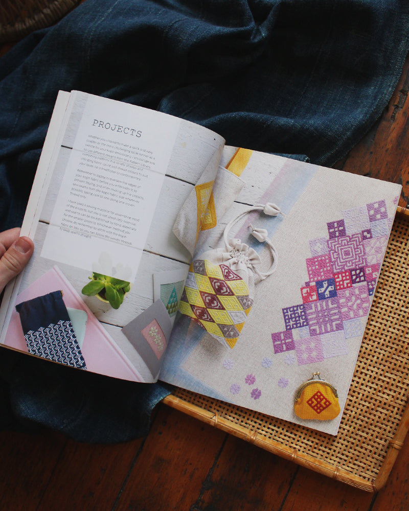 The Ultimate Kogin Collection - Projects & Patterns for Counted Sashiko Embroidery