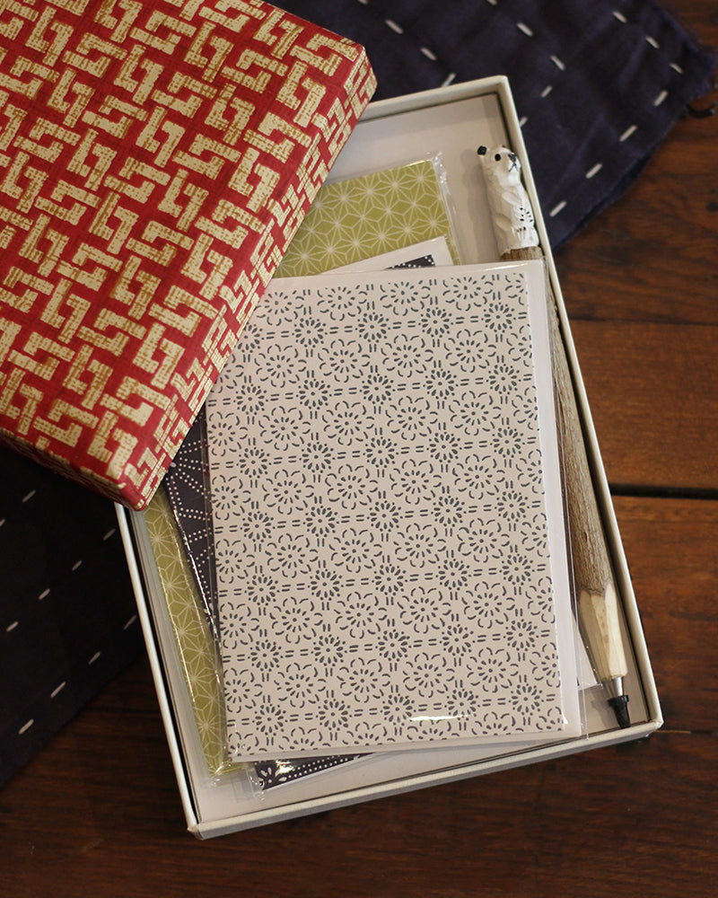 Small Stationery Gift Box, Kaku Tsunagi
