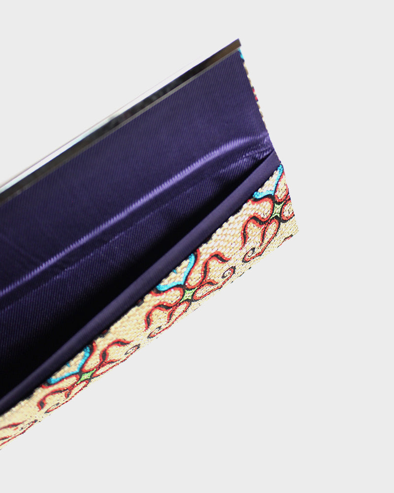 Ainu Kotan Weave, Small Clutch