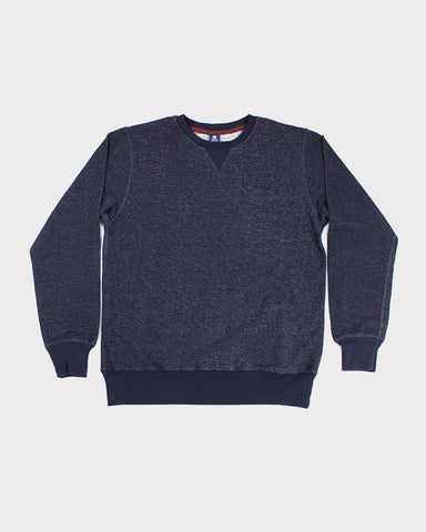 French Terry Sweatshirt, Navy