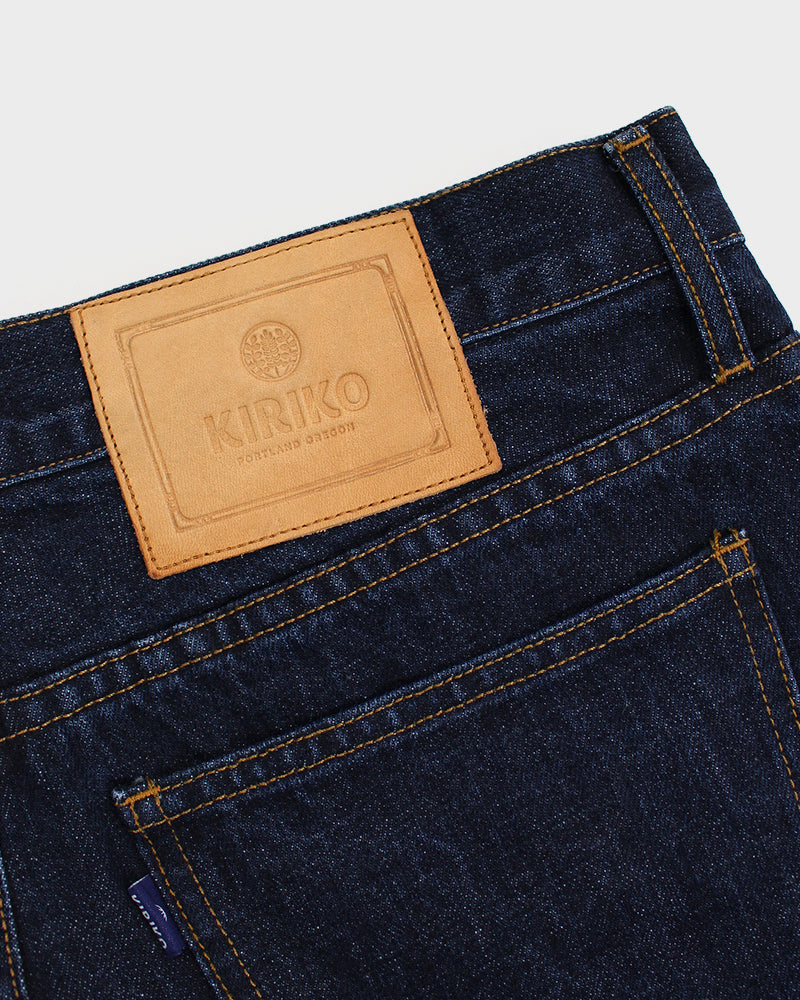 Premium Selvedge Denim One-Wash, Mens, Nami