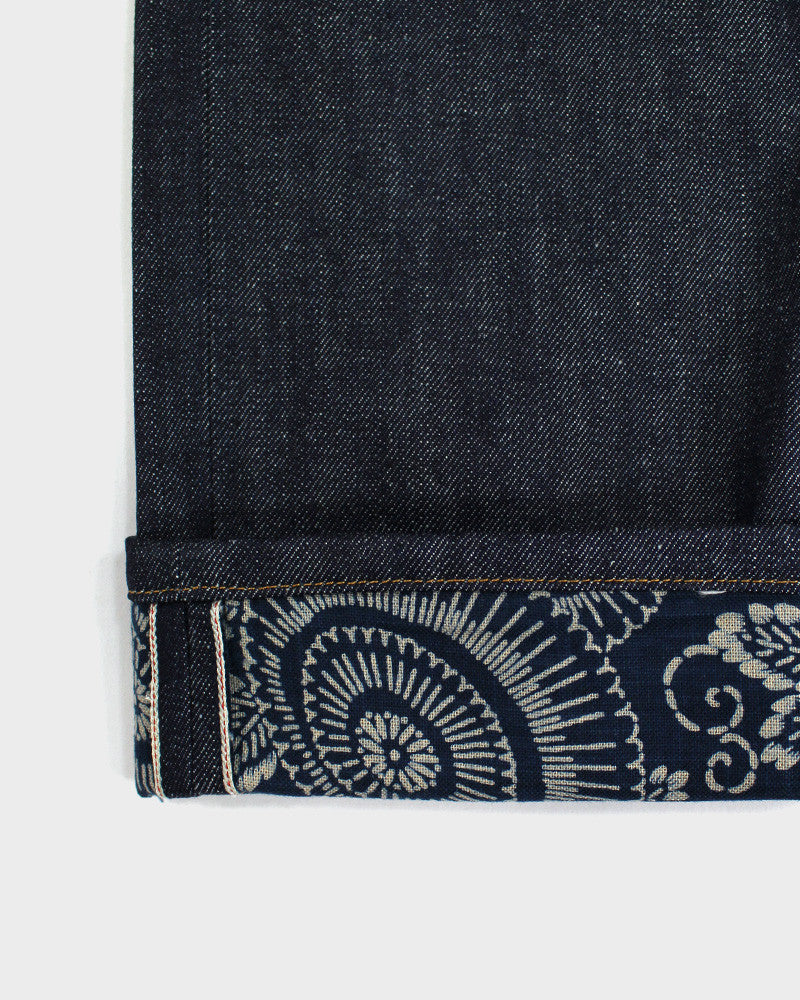 Japanese Selvedge Denim, Mens, Kiku