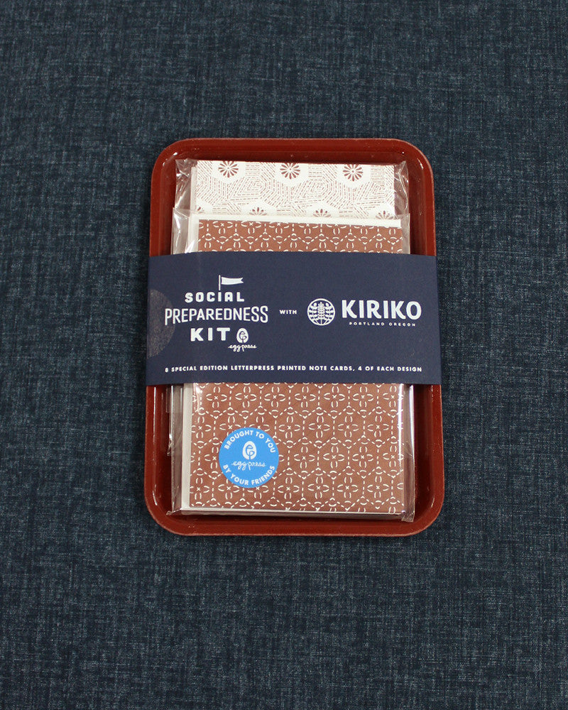 Egg Press Card Sets, Kikko