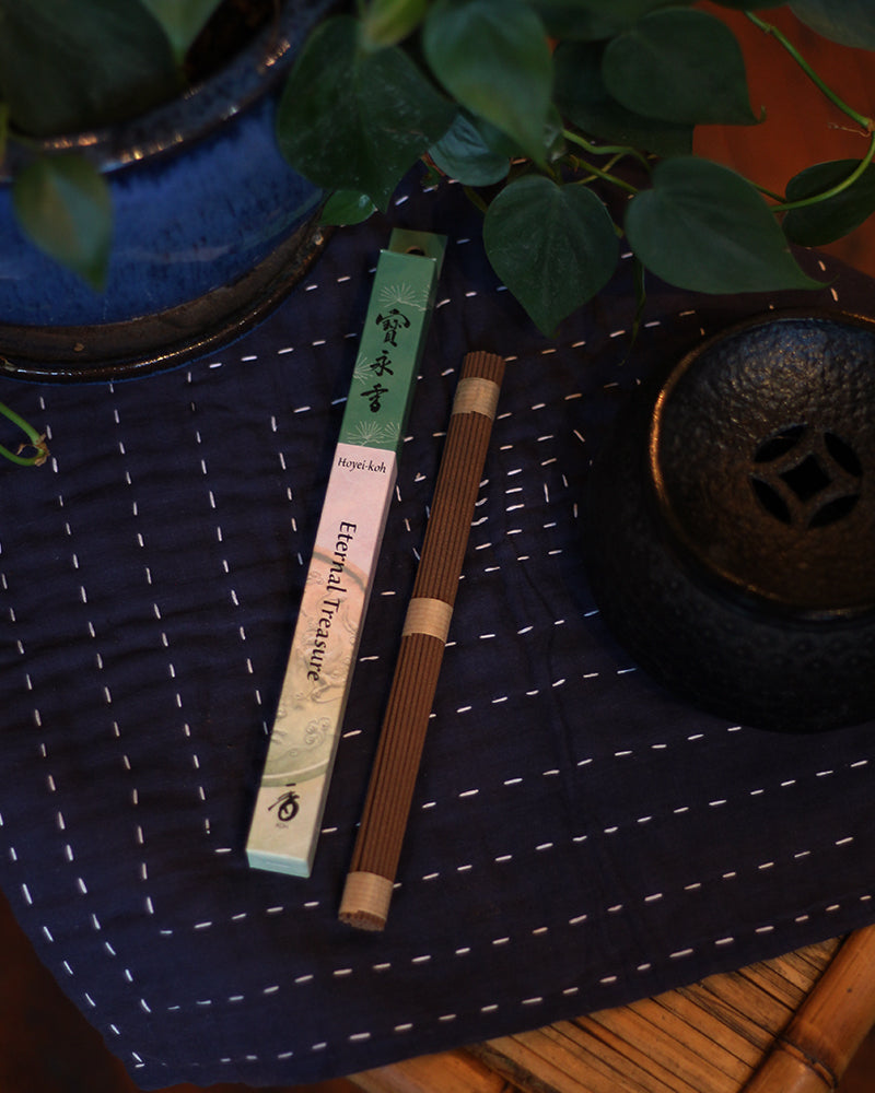 Shoyeido Natural Incense, Hoyei-koh (Eternal Treasure)