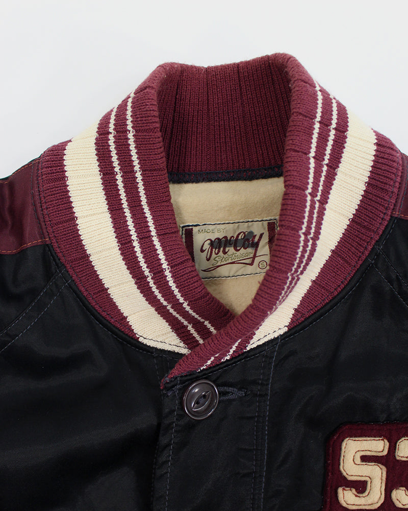 McCoy 1920s Baseball Jacket (S)