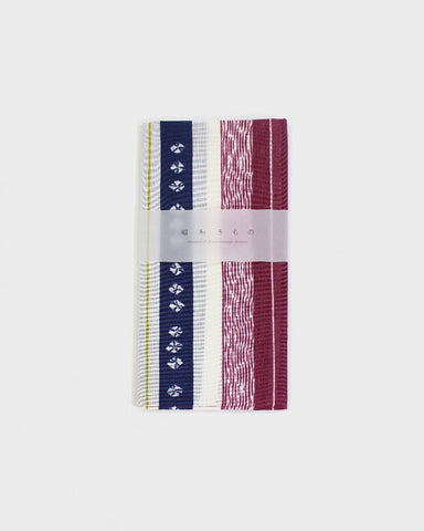 Japanese Handkerchief, Showa Purple