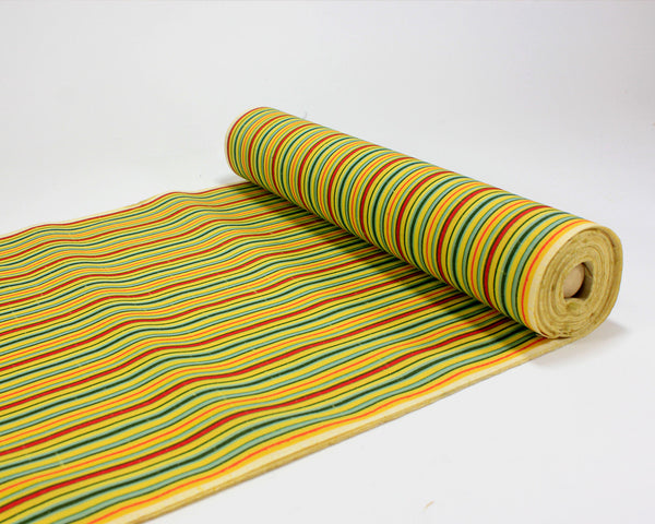 Vintage Fabric Multicolor Shima