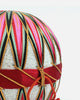 Vintage Temari Ball Medium, Pink
