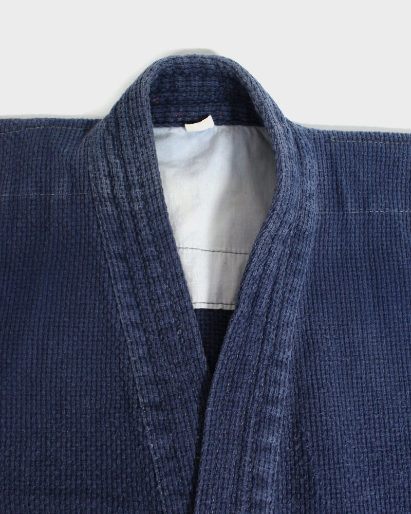 Vintage Kendo Jacket, Budo-In, with Sashiko
