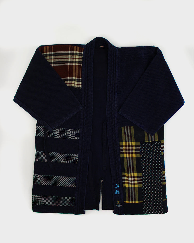 One-of-a-Kind Patched Kendo Jacket (M)