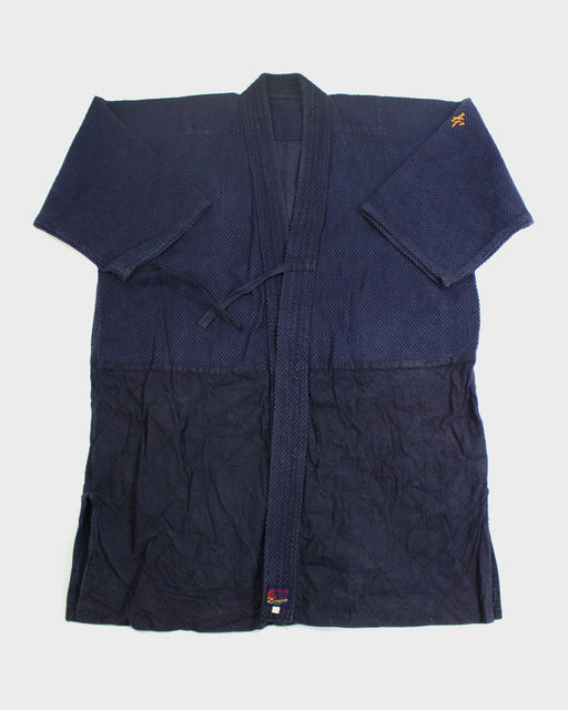 Vintage Kendo Jacket, Orange Matsumoto