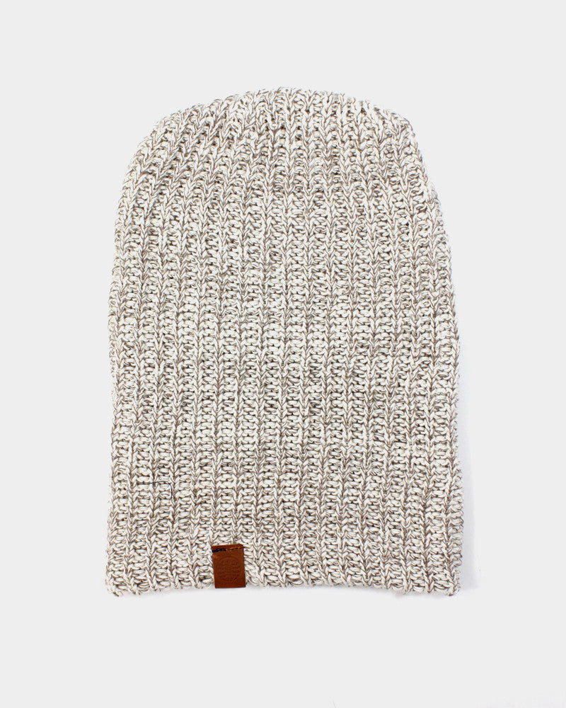 Knit Cap Oatmeal