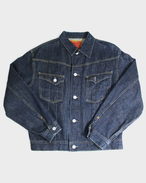 Japanese Denim Jacket by Pherrows (02)