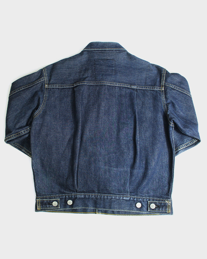 "Japanese Reproduction, Leviʻs ""Big E"" (Type II) Denim Jacket (02)"