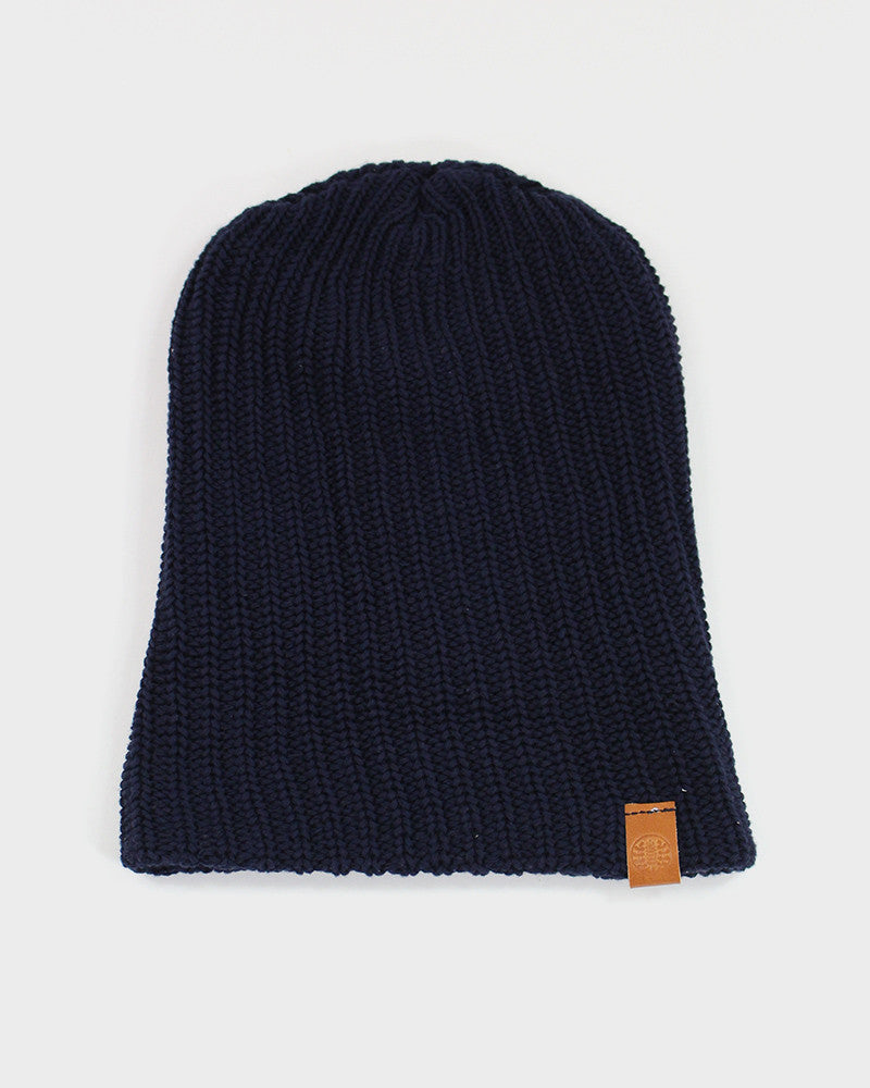 Knit Cap Dark Navy