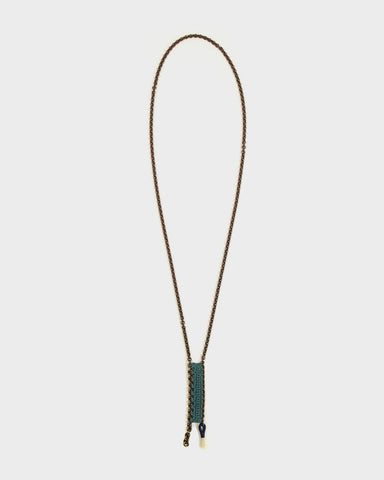 Boet Necklace, Pome Ocean Linen