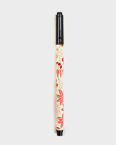 Brush Pen, Plum Blossom and Maple