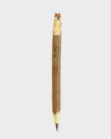 Wooden Chipmunk Pen