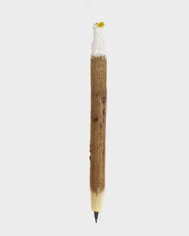 Wooden White Duck Pen