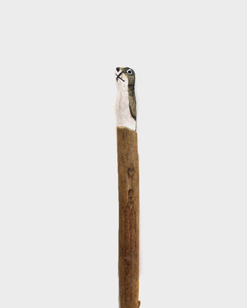 Wooden Otter Pen