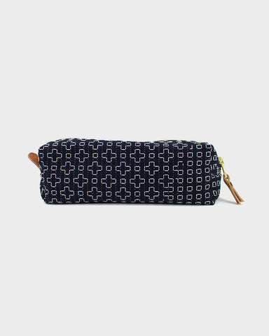 Pencil Pouch, Sashiko