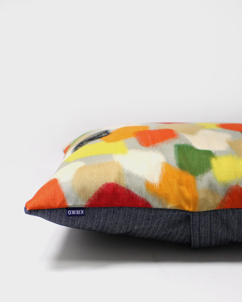 Pillow Colorful Abstract Shapes