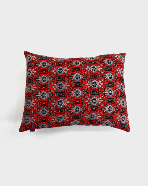 Pillow Red Tachiwaku and Camelia