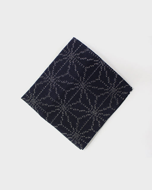 Pocket Square, Kasuri Asanoha