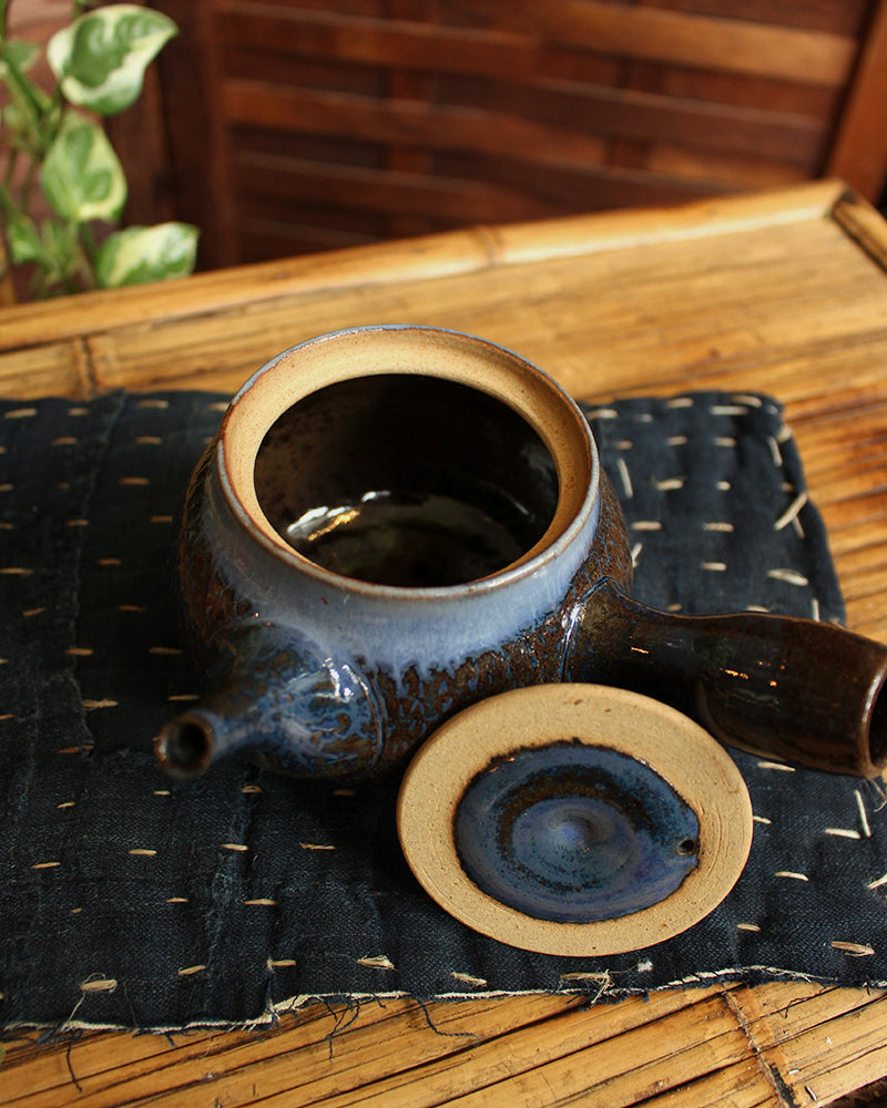 Hagi Tea Pot and Cups Set
