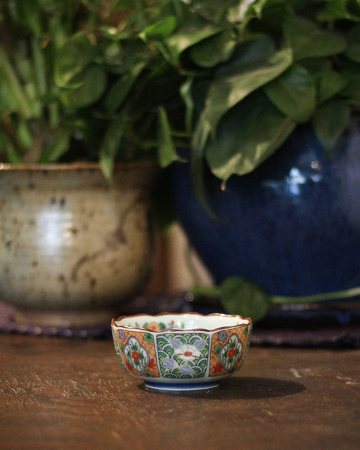 Small Bowl, Flowers