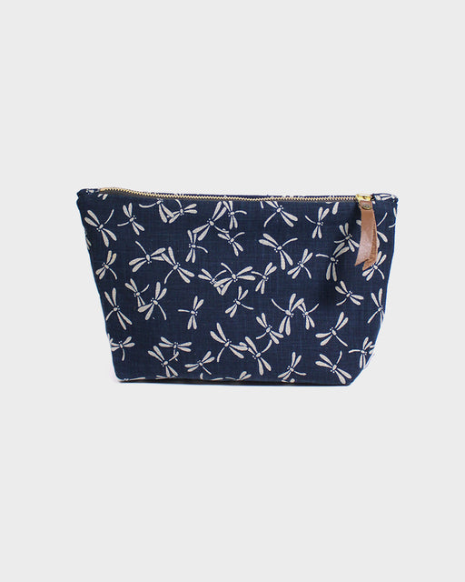 Stand-Up Pouch, Indigo, Tonbo