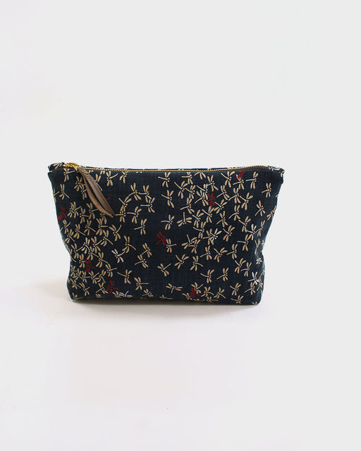 Stand-up Pouch, Indigo Tonbo