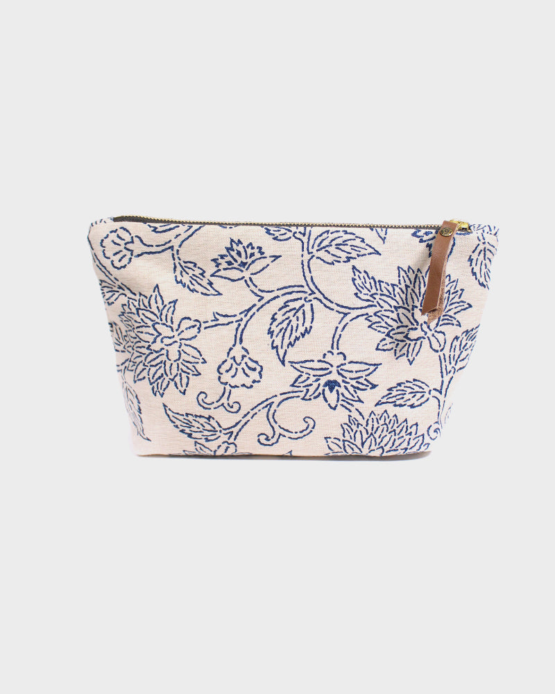 Stand-Up Pouch, Cream Katazome