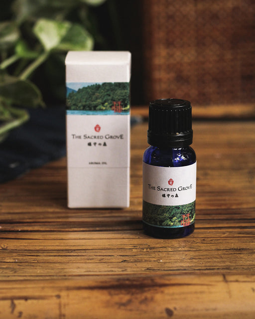 The Sacred Grove Essential Oil