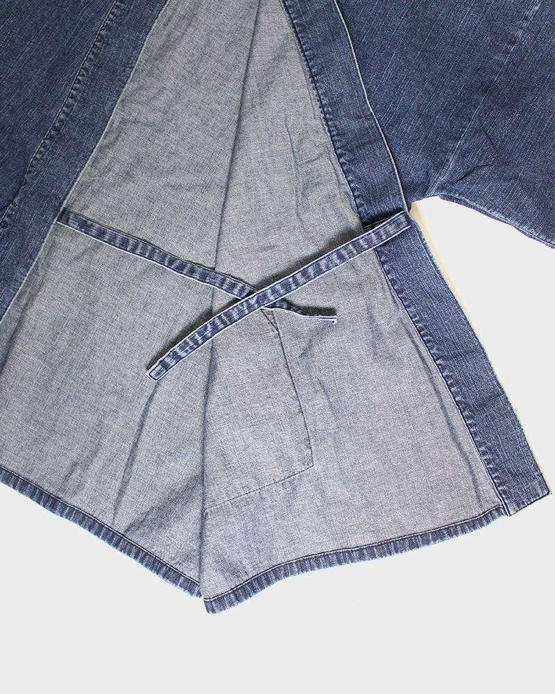 Samue Set, Vintage Wash Denim