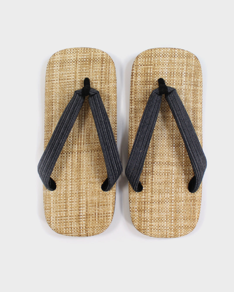 Setta Sandals With Black Skinny Shima