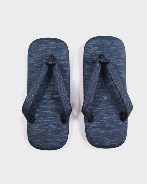 Setta Sandals With Heathered Indigo