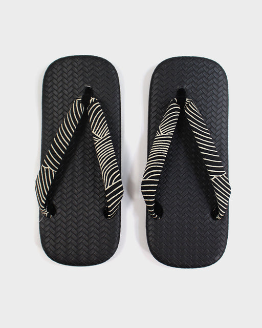Setta Sandals With Black Nami