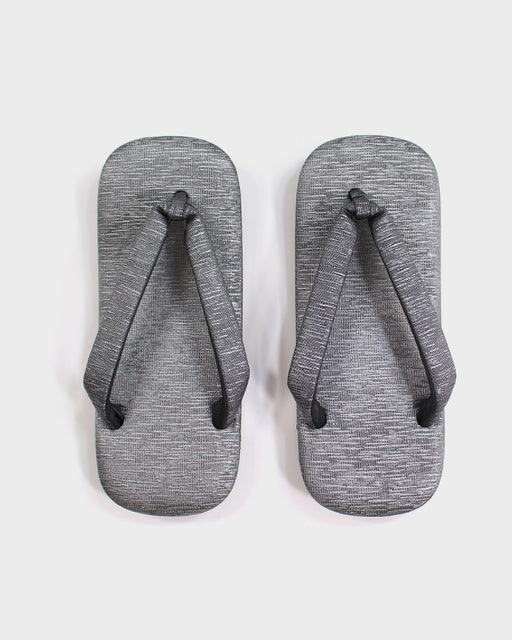 Setta Sandals With Heathered Silver