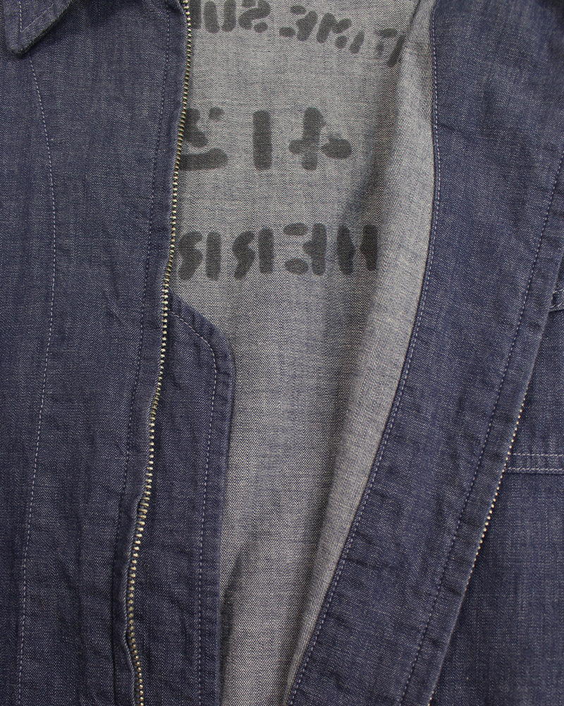 Pherrows, Chambray Jacket  (M)