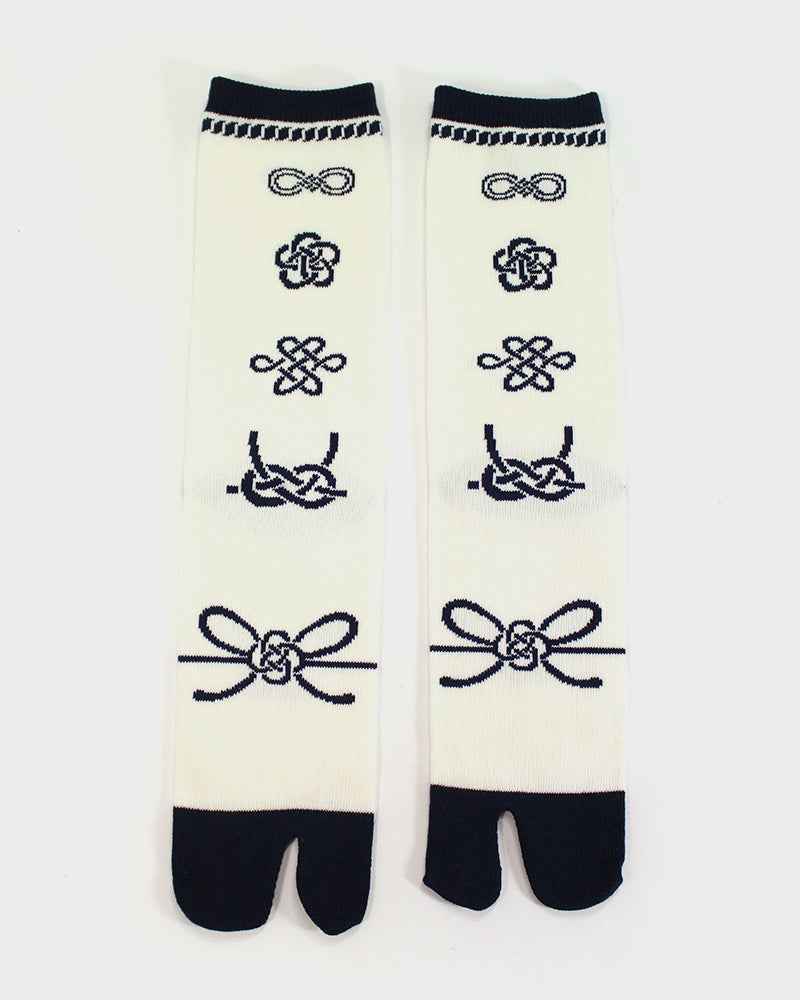 Tabi Socks, Knots (M/L)