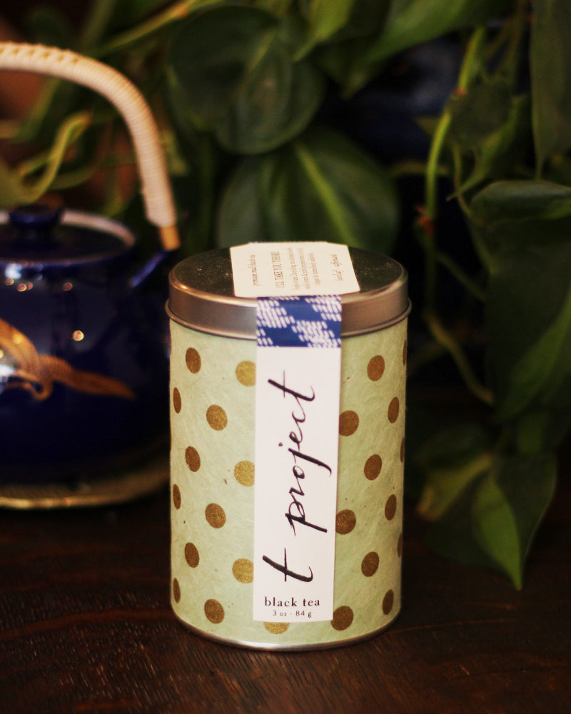 T-Project Tea, I'll Take You There