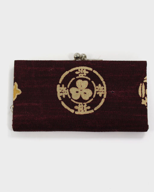 Maroon and Cream Ainu, Kotan Wallet