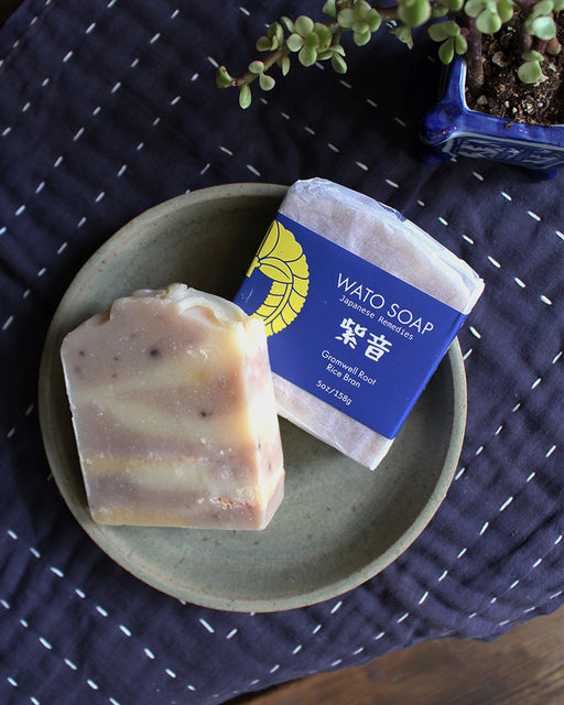 Wato Soap, Japanese Remedies, Shion
