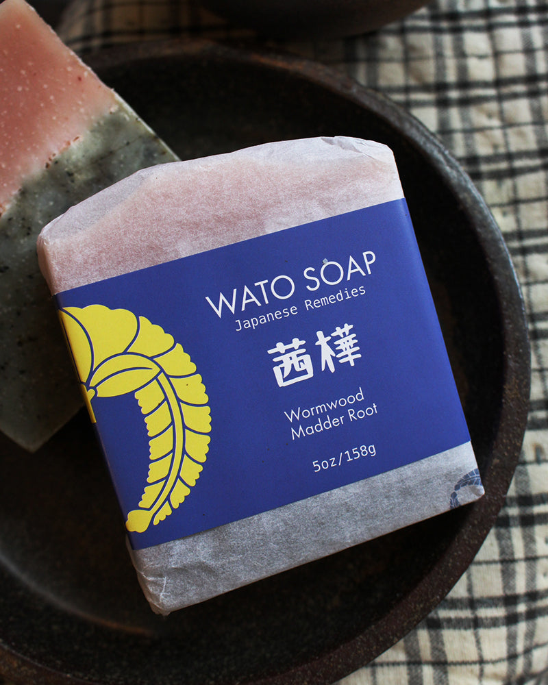 Wato Soap, Japanese Remedies, Akanekaba