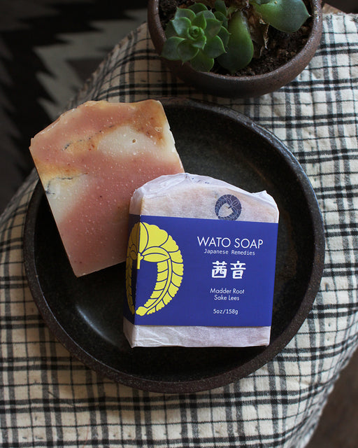 Wato Soap, Japanese Remedies, Sento