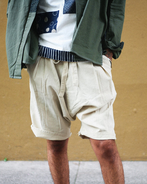 Prospective Flow, Momohiki Shorts Natural