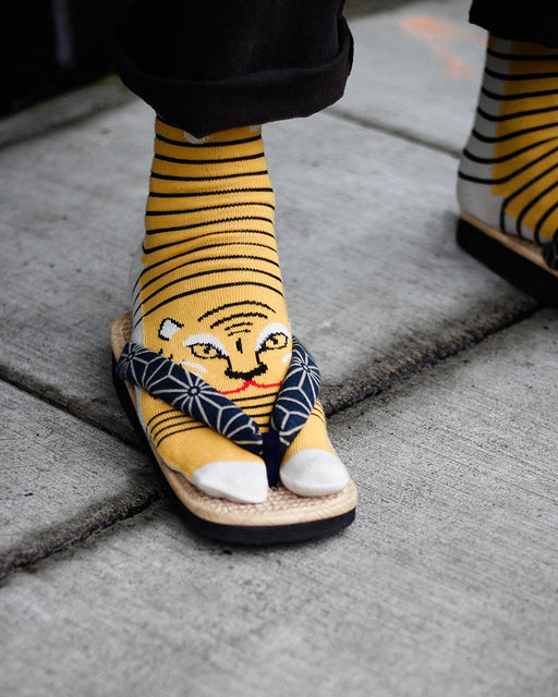 Tabi Socks, Tiger (M/L)